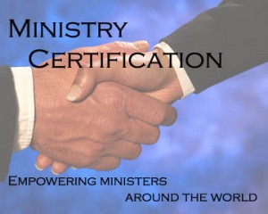 MinistryCertificationBanner