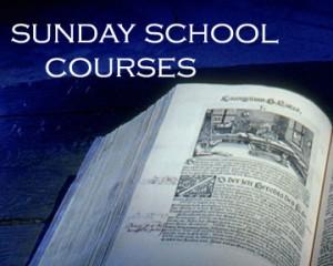 SundaySchoolCourses