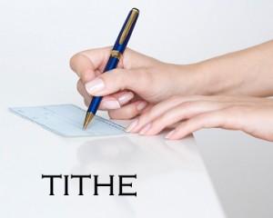 TitheBanner