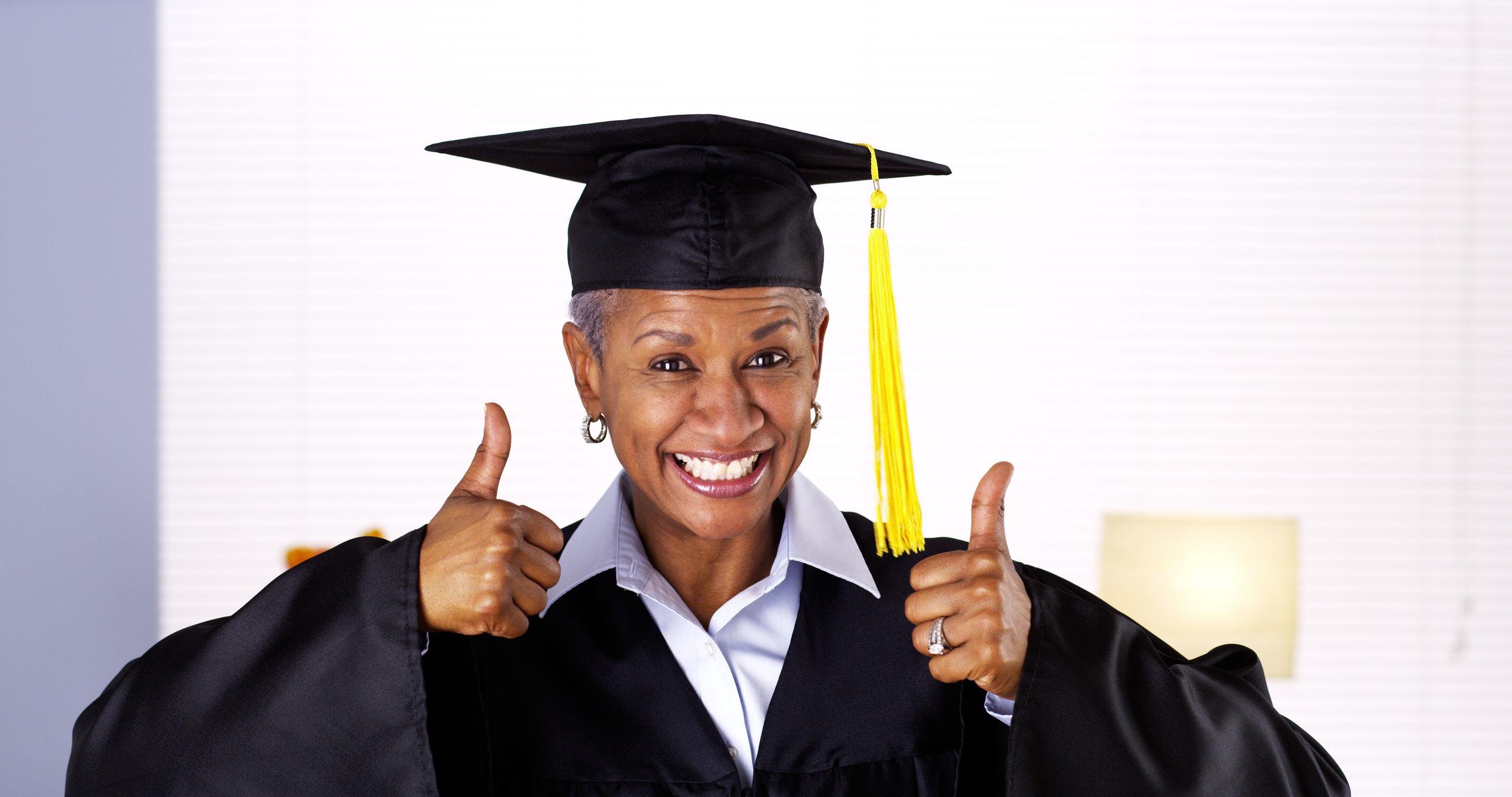 2.  Older Graduate